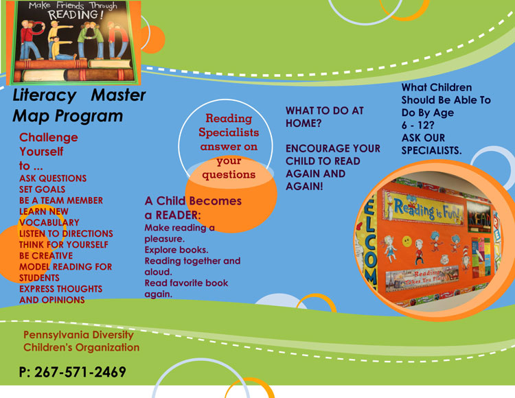 Literacy Master Map Program